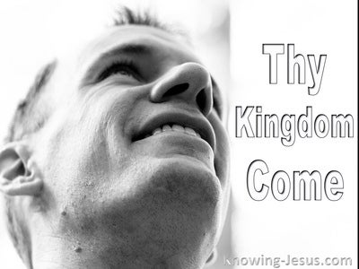 Luke 11:12 Thy Kingdom Come (devotional)03-30 (white)