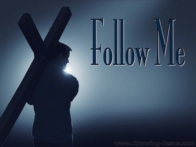 Matthew 16:24 Follow Me (blue)