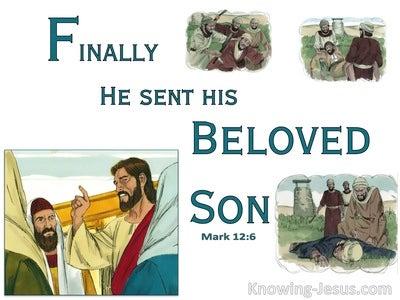 Mark 12:6 The Landownder and Wicked Servants (sage)