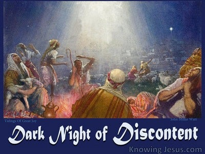 Dark Night Of Discontent (devotional)07-03 (blue)