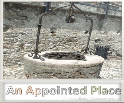 An Appointed Place (devotional)