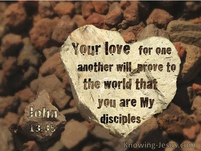 John 13:35 Your Love Will Prove Your Are My Disciples (windows)09:01