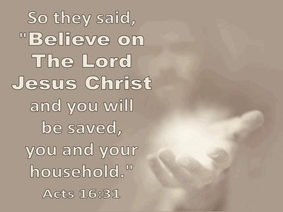 32 Bible Verses About Saved By Faith