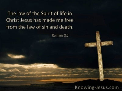 Romans 8:2 The Law Of The Spirit Of Life In Christ Jesus (windows)07:07