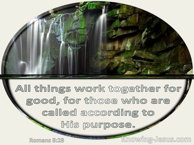 Romans 8:28 ALl Things Work Together For Good (windows) 02:05