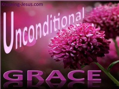 SALVATION - Unconditional Grace (pink)