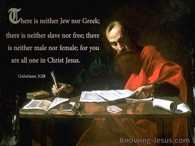 Galatians 3:28 There Is Neither Jew Nor Greek, Slave Or Free (windows)02:23