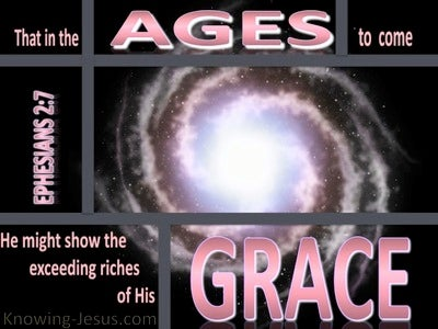 Ephesians 2:7 The Ages To Come (pink)