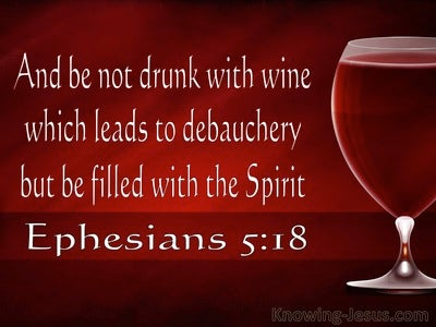 33 Bible verses about Drunkenness
