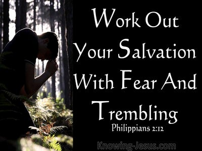 Philippians 2:2 Word Out Your Salvation (white)