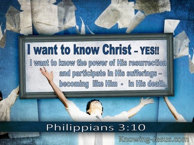 Philippians 3:10 I Want To Know Christ (windows)04:04
