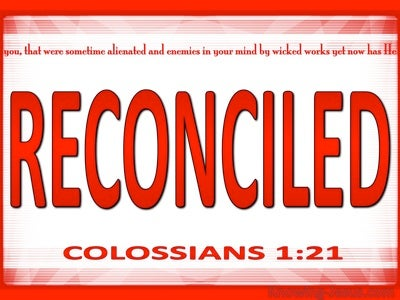 Colossians 1:21 Reconciled To God (red)