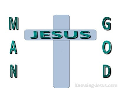 1 Timothy 2:5 Jesus Is The Mediator (green)