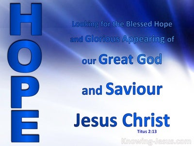 Image result for image our hope in Christ""