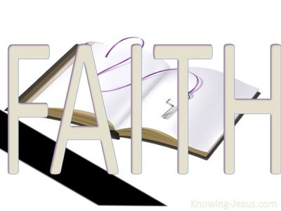 Confidence and Conviction (devotional) - faith