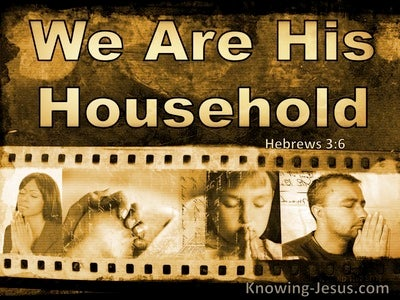 Hebrews 3:6 We Are His Household (windows)02:17
