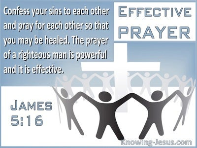James 5:16 Confess Your Sins To One Another (windows)10:09