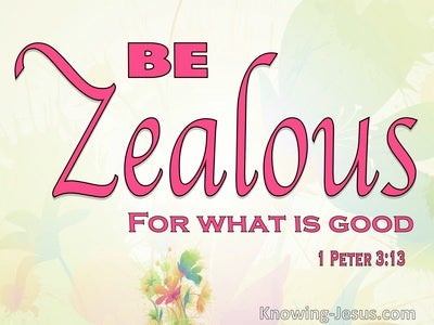 1 Peter 3:13 Who Is There To Harm You (pink)