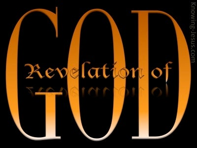 Revelation of God (devotional)