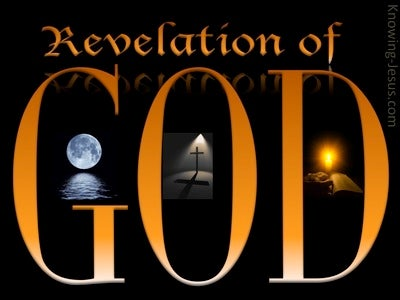 Revelation Of God (devotional)08-14 (orange)