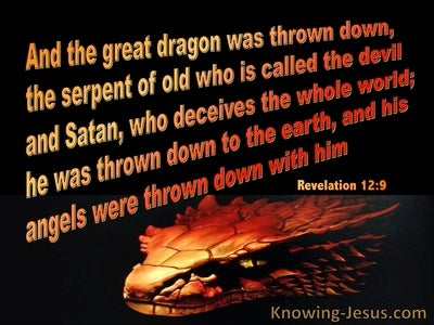 Image result for SATAN DECEIVED THE WORLD