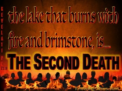 18 Bible verses about Lake Of Fire