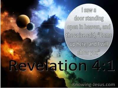 Revelation 4:1 Come Up Here And I Will Show You (windows)12:30