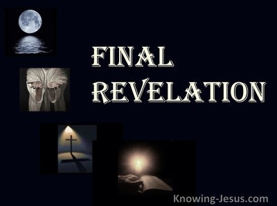 Final Revelation (devotional)11-20 (black)