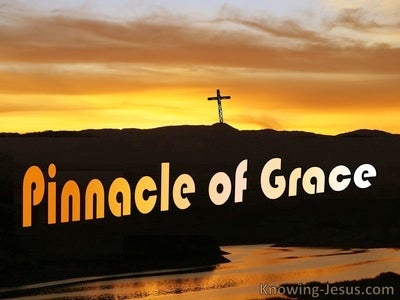 Pinnacle Of Grace (devotional) (orange)