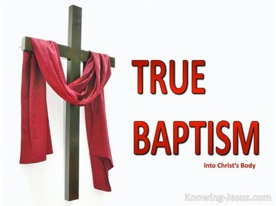 True Baptism (devotional)10-21 (red)