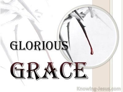 Glorious Grace (devotional)03-29  (red)