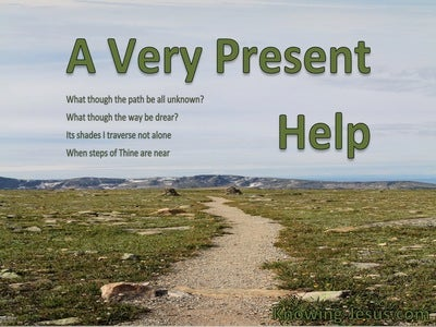 A Very Present Help (devotional)01-12 (green) - poem