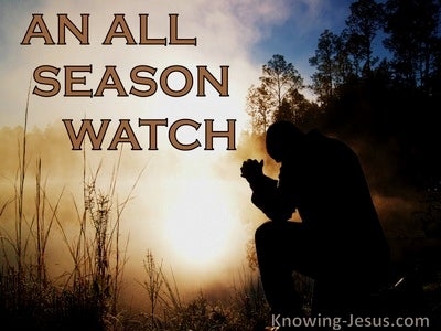 An All-Season Watch (devotional)
