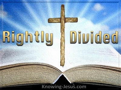 2 Timothy 2:15 Rightly Divided (devotional)11-24 (blue)