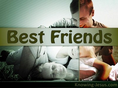 Best Friends (devotional)