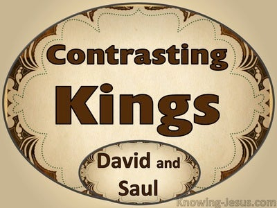 Contrasting Kings (devotional)