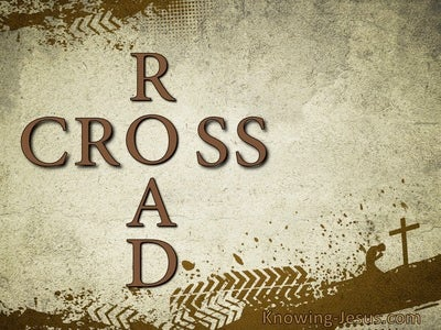Cross Roads (devotional)