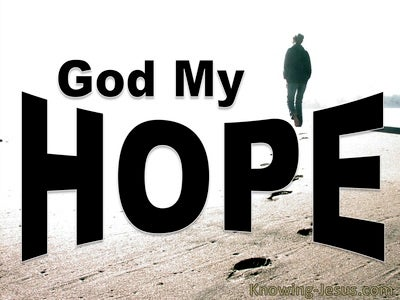 God, My Hope (devotional)