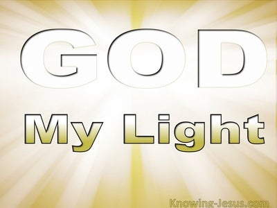 God, My Light (devotional)