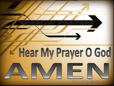 Hear My Prayer (devotional)