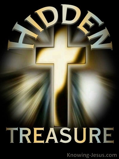 Colossians 2:3 Hidden Treasures (devotional)11-26 (black)