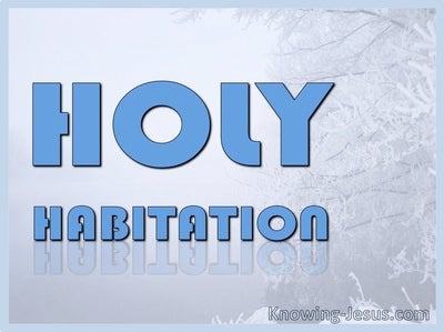 Holy Habitation (devotional)