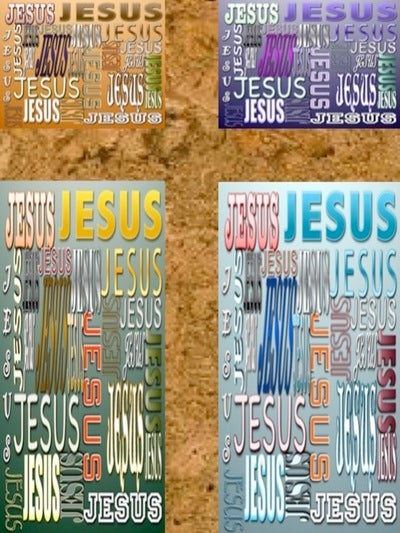 JESUS - Names of Jesus cross