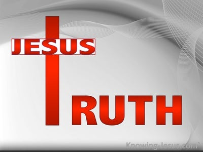 The Whole Truth (devotional) (red)