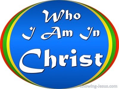 Who I Am In Christ (devotional) (blue)