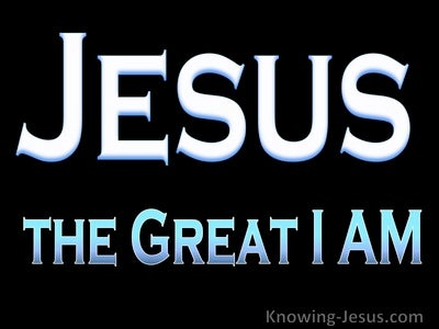 Jesus the Great I AM (devotional) (black)