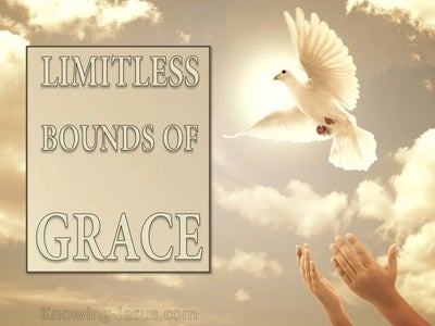 Limitless Bounds of Grace (devotional) (cream)