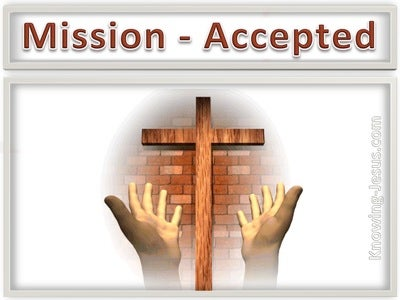 Mission Accepted (devotional)