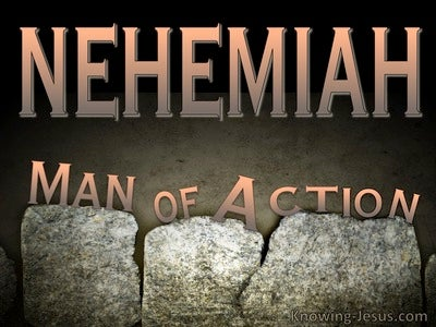 Nehemiah Man of Action (devotional)