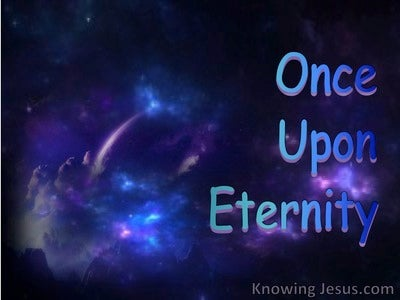 Once Upon Eternity (devotional) (blue)